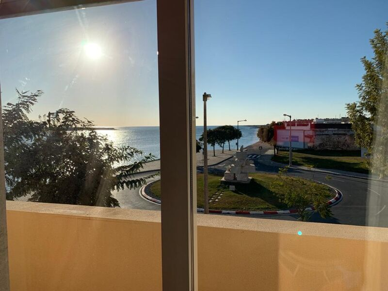 Apartamento T3 Vila real de Santo António - excelente vista, varanda, garagem
