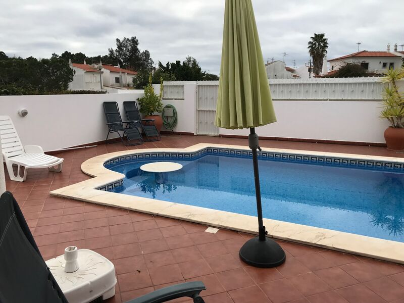 House V5 Isolated Rio Seco Castro Marim - garden, swimming pool