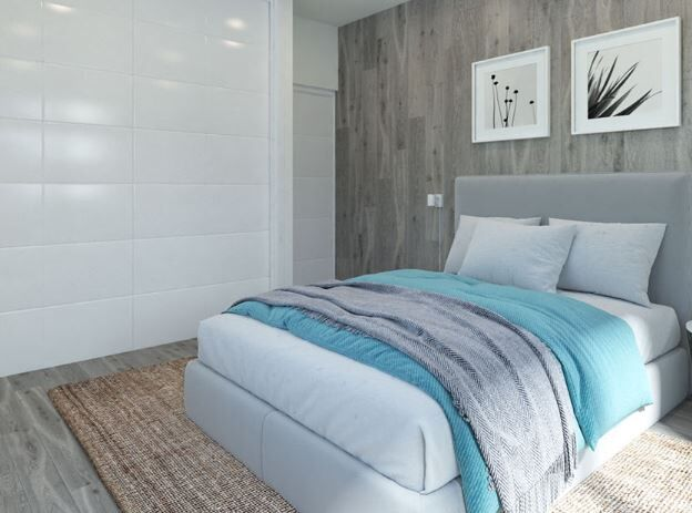 Apartamento T3 no centro Santiago Santiago Tavira - condomínio privado, jardim, piscina