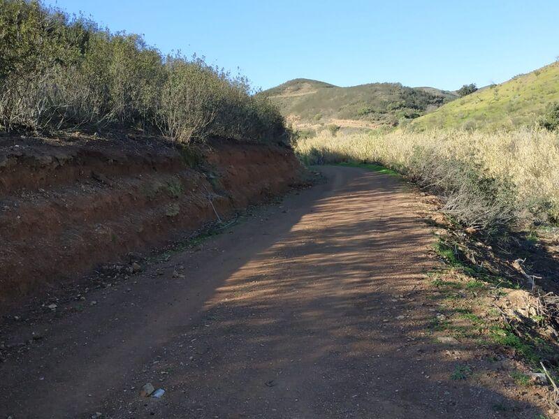 Terreno Rústico com 4760m2 Marroquil Azinhal Castro Marim - bons acessos