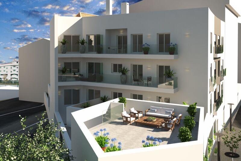 Apartamento de luxo no centro T3 Tavira - terraços, r/c, chão flutuante