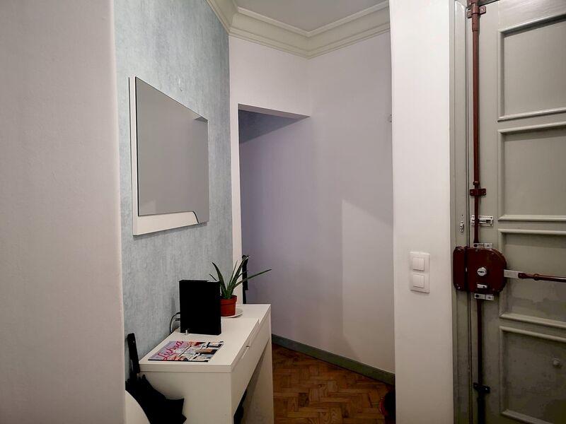 Apartamento Remodelado T3 Anjos São Jorge de Arroios Lisboa - jardim, mobilado