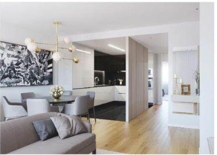 Apartamento T1 Duplex em construção Av. da República Nossa Senhora de Fátima Lisboa - ar condicionado, isolamento térmico, terraços, varandas