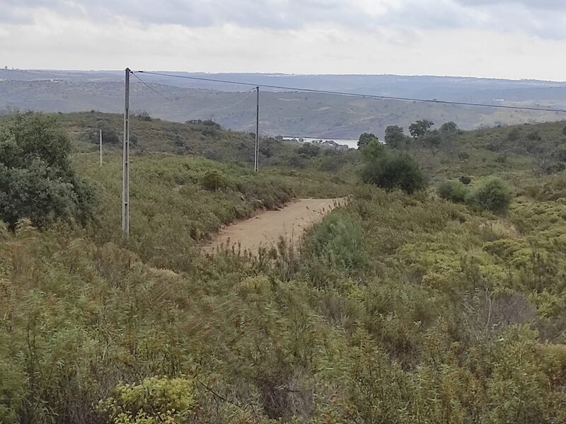 Land Rustic with 8040sqm Azinhal Castro Marim - easy access, electricity