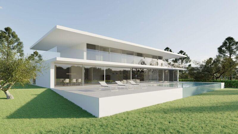 жилой дом V6 отдельная Sesmarias Vila Nova de Cacela Vila Real de Santo António - бассейн