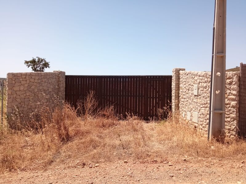 Land with 4640sqm Tavira - water, electricity