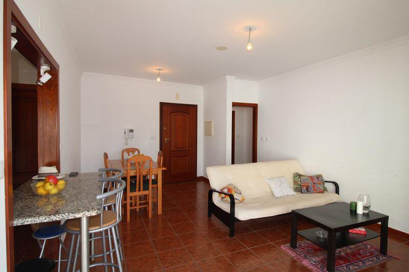 Apartment T2 in the center Vila Real de Santo António - 1st floor, terrace