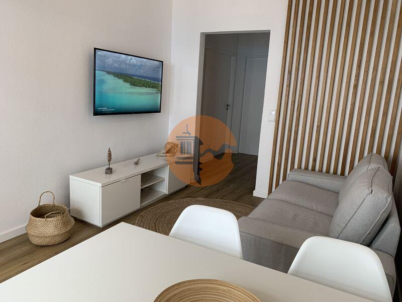 Apartment T2 Renovated near the beach Monte Gordo Vila Real de Santo António - balcony