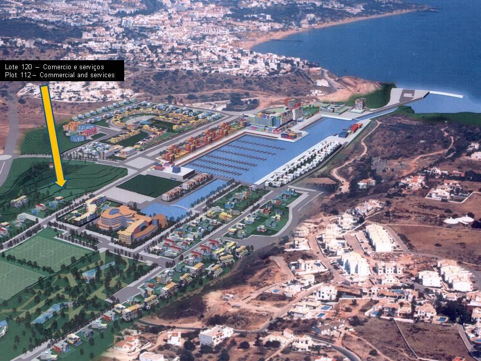 4134 m²  Land plot in Albufeira