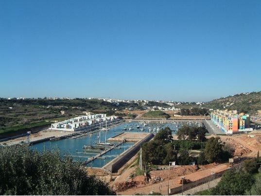 5 496 m²  Land plot in Albufeira