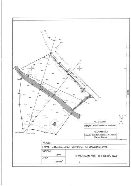 3110 m²  Land plot in Silves