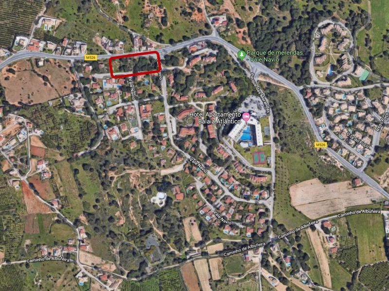 5 198 m² Land plot for sale in Albufeira, Algarve
