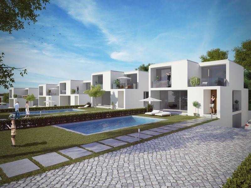 Lote de Terreno com 16689 m²  em Albufeira