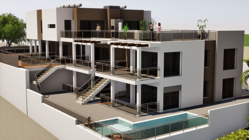 2 bedroom 72 m² Apartment with swimming pool for sale in Albufeira, Algarve