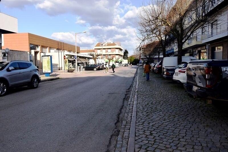 Commercial area in São Brás de Alportel