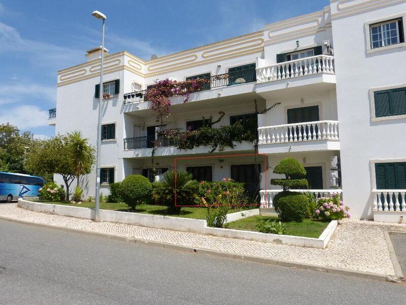 апартаменты в хорошем состоянии T2 Tavira - веранда, спокойная зона