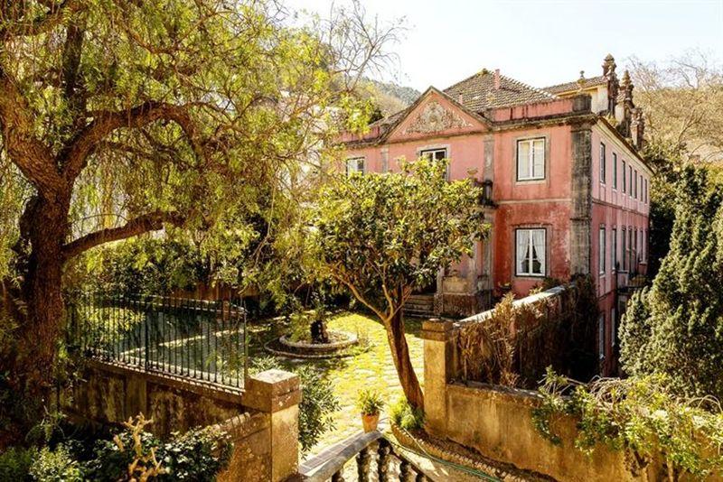 Quinta V19 Sintra - jardim, sótão