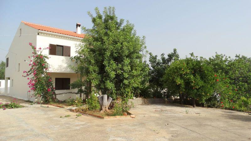 Moradia V4 Quelfes Olhão - marquise, terraços, piscina, cozinha equipada