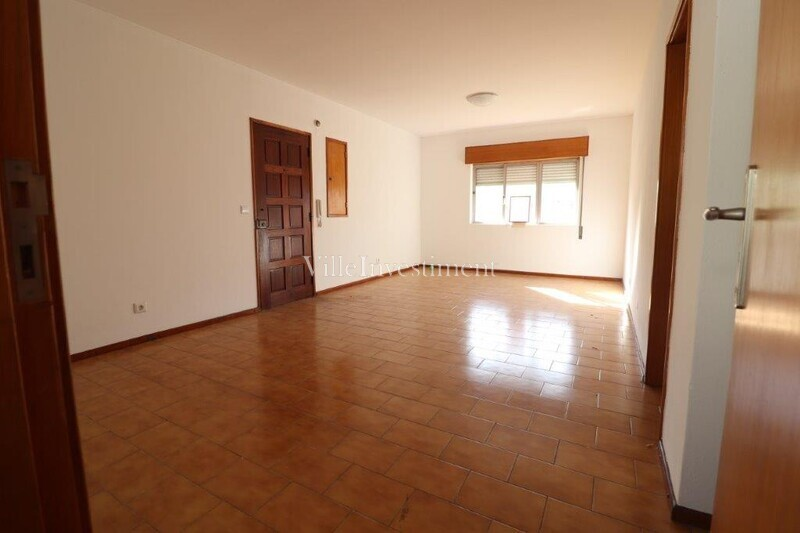 Apartamento T3 no centro Albufeira - arrecadação, 2º andar, marquise