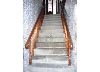 Entrada - Escadas