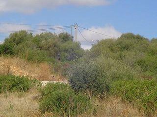Terreno com 960m2 Mexilhoeira Grande - Monte Canelas Portimão - viabilidade de construção
