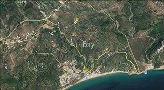 Terreno Rústico com 4800m2 Salema Budens Vila do Bispo - vista mar, electricidade