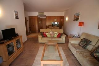 Apartamento T2 Lagos São Sebastião - mobilado, piscina, arrecadação, terraço, equipado