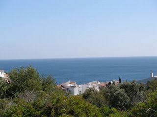 Terreno Rústico com 5280m2 Salema Budens Vila do Bispo - vista mar, bons acessos