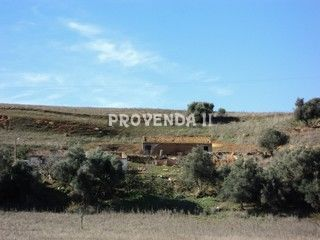 Land Agricultural with 350sqm Forno da Cal e Traviscais Aljezur - electricity, mains water, water, cork oaks