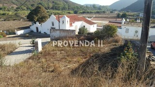 Terreno com 225m2 Bordeira Aljezur