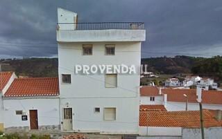 Prédio T1 Odeceixe Aljezur - terraço, varandas