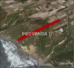 Land with 14450sqm Vale Juncal Aljezur
