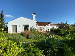Farm 6 bedrooms Cerro da Mesa Aljezur - electricity, gardens, water hole, swimming pool, beautiful views, water, sauna