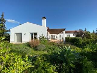 Quinta/Herdade V6 Cerro da Mesa Aljezur - electricidade, jardins, furo, piscina, bonitas vistas, água, sauna