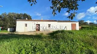Quinta/Herdade V2+1 Furmangola Aljezur - furo, sobreiros, tanque, árvores de fruto, água da rede, electricidade, bonitas vistas