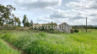 Land Agricultural with 200sqm Monte Clérigo Odeceixe Aljezur - electricity, water, cork oaks