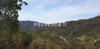 Land with 145000sqm Aljezur - cork oaks, electricity, water