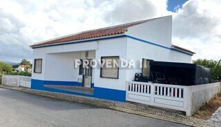 House well located 3 bedrooms Rua de Camarate Rogil Aljezur - garden