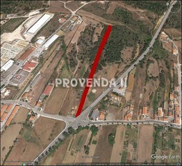 Land with 7934sqm Várzea-Feiteira Aljezur - electricity, mains water, water