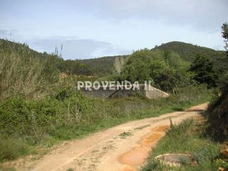 Land Rustic with 139sqm Serradinho e Chorão Aljezur - cork oaks, water, beautiful views
