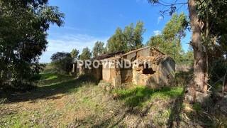 Terreno com 72m2 Bagagem Aljezur - água, sobreiros, electricidade