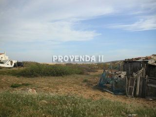 Land with 3560sqm Hortas do Rio Bordeira Aljezur - electricity, sea view, water