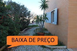 Moradia V5 Bias do Sul Moncarapacho Olhão - varandas, vista mar, terraço, piscina, lareira, bbq