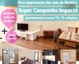 Venda Apartamento T2 novo São João da Madeira - terraço, parque infantil, garagem