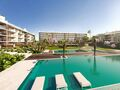 Apartment 3 bedrooms Modern Alcochete for sale - terrace, air conditioning, garden, condominium, swimming pool