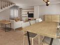 Moradia V3 à venda Alfanzina Carvoeiro Lagoa (Algarve) - parque infantil, condomínio fechado, jardins, piso radiante, piscina, ar condicionado