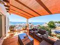 Moradia V2 Salema Budens Vila do Bispo para venda - ar condicionado, chão radiante, terraço, jardim, varanda, vidros duplos, vista mar, piscina