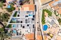Para venda Moradia V3 em construção Ferragudo/ Centro Lagoa (Algarve) - piscina, jardim, garagem, arrecadação, terraços