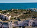апартаменты T3 с видом на море Praia da Luz Lagos - бассейн, экипированная кухня, подсобное помещение, вид на море, система кондиционирования, веранда, гараж